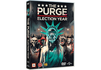 The Purge: Election Year Action DVD
