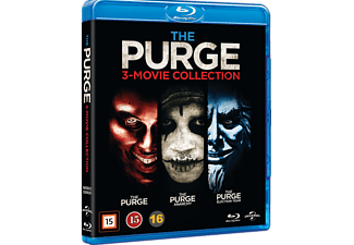 The Purge Box Action Blu-ray