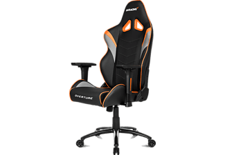 AKRACING Overture Gamingstol Svart/Orange