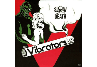 The Vibrators - Slow Death - (Vinyl)