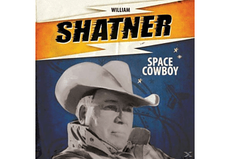 William Shatner - Space Cowboy - (Vinyl)