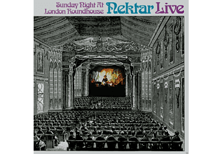 Nektar - Sunday Night At London Roundhouse - (Vinyl)