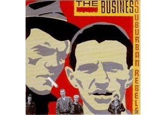 The Business - Suburban Rebels - (Vinyl)
