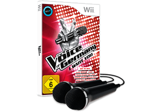 The Voice of Germany - I want you (inkl. 2 Mikros) [Nintendo Wii]