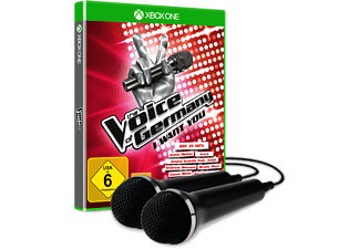 The Voice of Germany - I want you (inkl. 2 Mikros) [Xbox One]