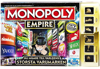HASBRO Monopoly Empire