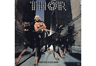 Thor - Keep The Dogs Away - (CD + DVD)