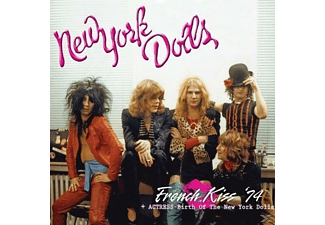 New York Dolls - French Kiss '74+Actress-Birth Of The New York - (Vinyl)