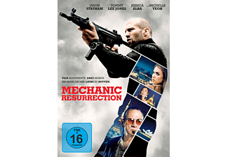 Mechanic: Resurrection - (DVD)