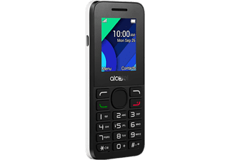 ALCATEL 1054D Dual Sim Black-Pure White