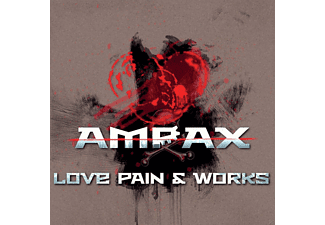 Ampax - Love Pain & Works - (CD)
