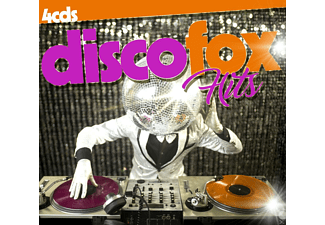 VARIOUS - Disco Fox Hits [CD]