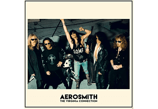Aerosmith - virginia connection 1988 | LP