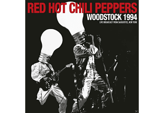 Red Hot Chili Peppers - WOODSTOCK 1994 | LP