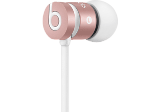 BEATS urBeats, In-ear Kopfhörer, Headsetfunktion, Rosé Gold