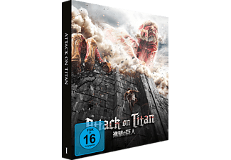 Attack on Titan - Film 1 (Steelbook) [Blu-ray]