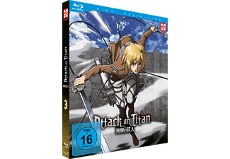 Attack on Titan Vol. 3 [Blu-ray]