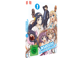 Invaders of the Rokujyōma!? – DVD Box 1 [DVD]
