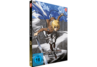 Attack on Titan Vol. 3 [DVD]