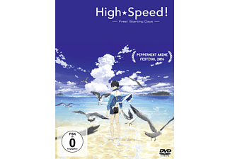 High Speed!: Free! Starting Days (Movie) - (DVD)