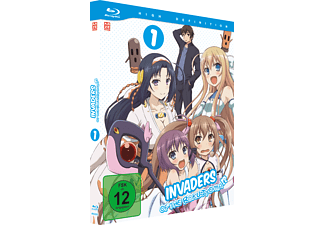 Invaders of the Rokujyōma!? – Blu-ray Box 1 [Blu-ray]