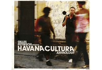 Gilles Peterson - Havana Cultura: Anthology - (CD)