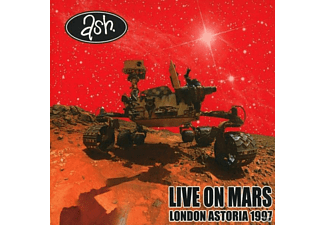 Ash -  Live On Mars: London Astoria 1997 [CD]