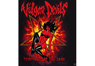 Vulgar Devils - Temptress Of The Dark - (CD)