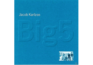 Jacob Karlzon - Big5 - (CD)