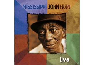 Hurt Mississippi Jo - Live - (CD)