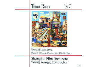 Terry Riley - In C - (CD)