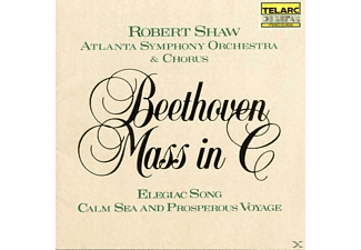 Robert Shaw - Messe In C-Dur - (CD)