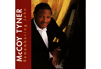 McCoy Tyner - Remembering John - (CD)