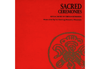 Monks Of The Dip Tse - Sacred Ceremonies: Ritual Music Of Tibetan Buddhism - (CD)