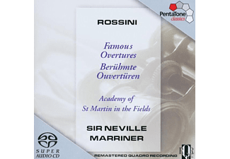 Sir Neville Marriner - Berühmte Ouvertüren - (SACD Hybrid)