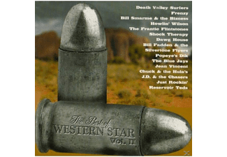 VARIOUS - The Best Of Western Star Vol.2 - (CD)