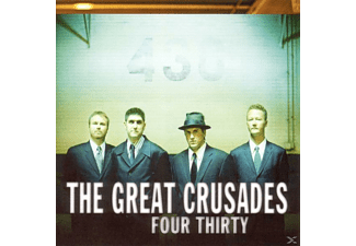 The Great Crusades - Four Thirty - (CD)