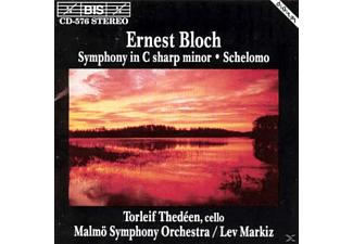 Torleif Thedeen, Malmö Symphony Orchestra - Bloch: Symphony In C Sharp Minor - (CD)