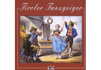 Tiroler Tanzgeiger - Instrumental - (CD)