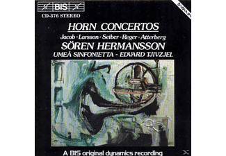 Umea Sinfonietta - CONCERTO FOR HORN AND STRINGS - (CD)