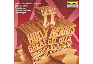 Erich & Cincinnati Pops Orchestra Kunzel - Hollywood's Great.Hits Vol.2 - (CD)