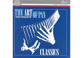 Ulrich Herkenhoff - The Art Of Pan-Classics - (CD)