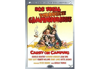 Das total verrückte Campingparadies - Classic Movie Collection - (DVD)