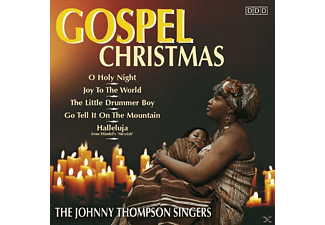 Johnny Singers Thompson - Gospel Christmas Vol.2 - (CD)