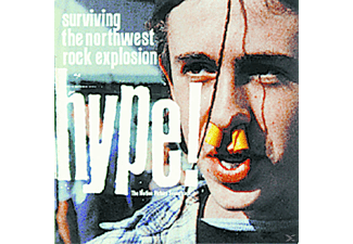 VARIOUS - Hype! (Ost) - (CD)