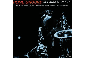 Johannes Enders - HOME GROUND - (CD)