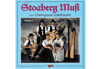 Stoaberg Musi - Vom Chiemgauer Volkstheater,folge 2 - (CD)