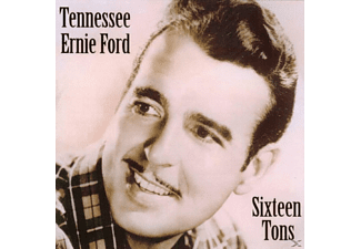 Tennessee Ernie Ford - Sixteen Tons - (CD)