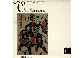 VARIOUS - Music Of Vietnam Vol.1.1 - (CD)