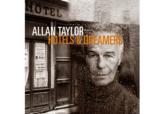 Allan Taylor - Hotels & Dreamers - (CD)